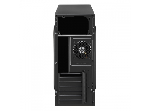 Корпус Aerocool V3X Advance Evil Black Edition, ATX, 600Вт, Midi-Tower, USB3.0, красная подсветка, вид 7