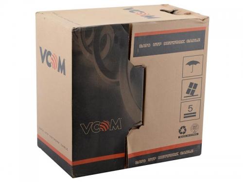 Кабель (шнур) VCOM VNC1120, UTP, 4 пары, 6 кат., 305м, вид 1