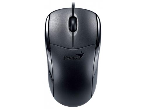 Мышка Genius NetScroll 110X Black USB, вид 1