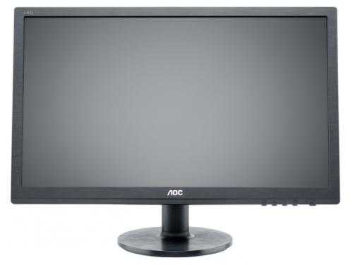 Монитор AOC g2460Fq, чёрный (24'' FullHD, DVI-D/HDMI/D-Sub, стереодинамики), вид 1