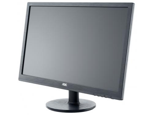 Монитор AOC g2460Fq, чёрный (24'' FullHD, DVI-D/HDMI/D-Sub, стереодинамики), вид 2
