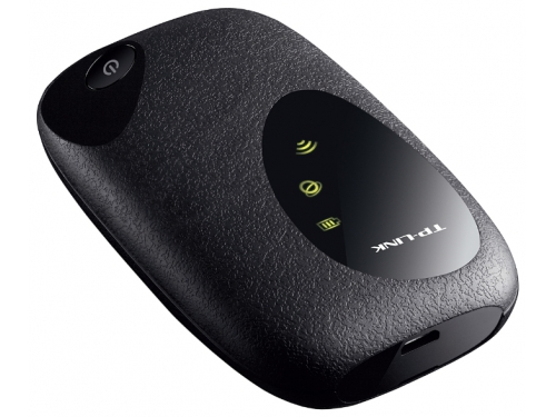 Роутер WiFi TP-LINK M5250, чёрный (Wi-Fi 2.4ГГц, 3G, до 7 часов, microSDHC), вид 3