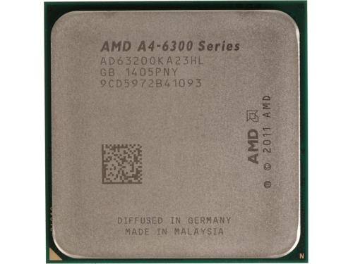 Процессор AMD A4-6320 Richland (FM2, L2 1024Kb, Retail), вид 2