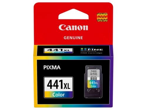 Картридж Canon CL-441XL Цветной (увеличенной ёмкости), вид 1