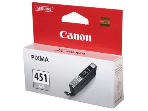 Картридж Canon CLI-451GY gray, вид 1