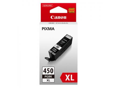 Картридж PGI-450PGBK XL Чёрный, вид 1
