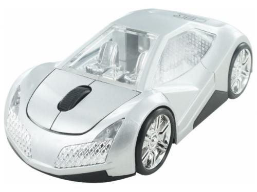 Мышка CBR MF 500 Elegance Silver USB, вид 3