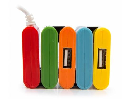 USB ������������ CBR CH-155, 4 �����, USB 2.0, ��� 2