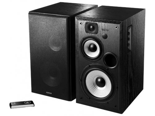 Компьютерная акустика Edifier R2700, 2.0, чёрные (MDF, 20-20000Гц, 2x64Вт, RCA, S/PDIF), вид 1
