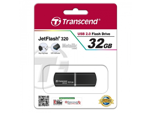 Usb-������ Transcend JetFlash 320, ������, ��� 2