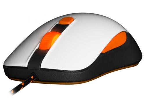 ����� SteelSeries Kana v2 Mouse White USB, ��� 2