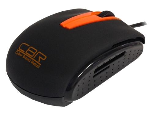 Мышка CBR CM 344 Black USB, вид 1