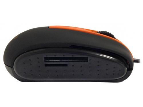 Мышка CBR CM 344 Black USB, вид 3