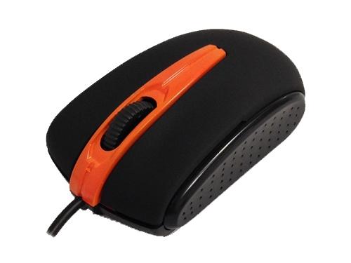 Мышка CBR CM 344 Black USB, вид 4
