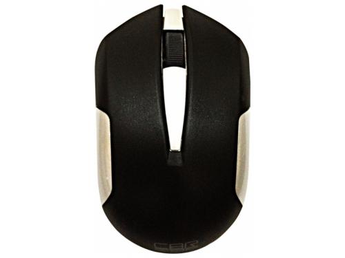 Мышка CBR CM-422 Black, оптика, радио 2,4 Ггц, 1600 dpi, USB, CM 422 Black, вид 3