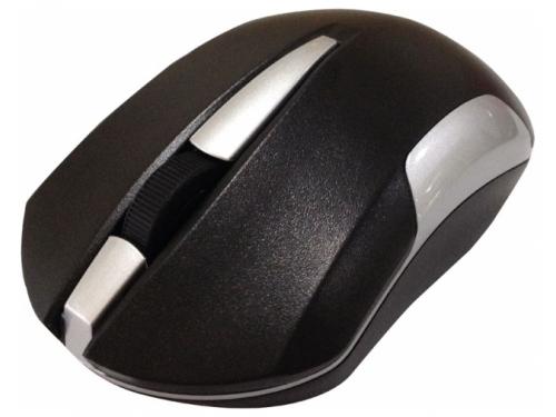 Мышка CBR CM-422 Black, оптика, радио 2,4 Ггц, 1600 dpi, USB, CM 422 Black, вид 2