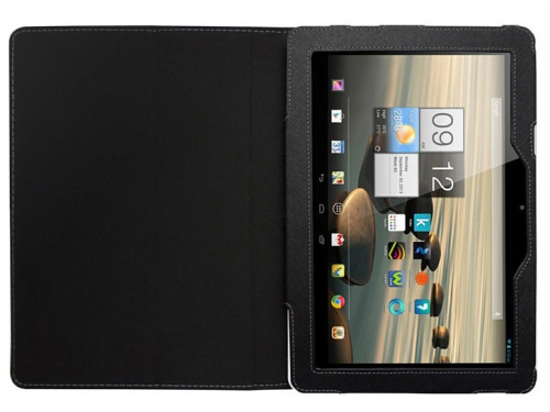 ����� ��� �������� LaZarr Booklet Case ��� Acer Iconia A3 Black, ��� 3