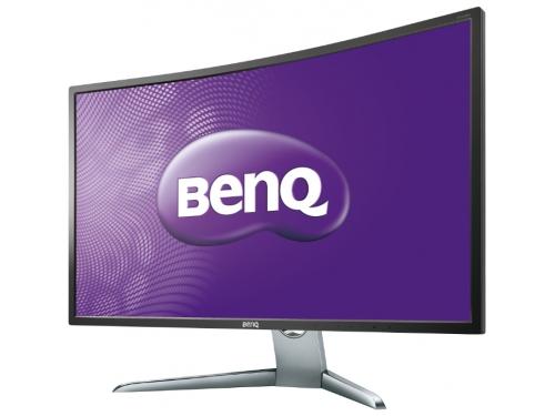 Монитор BenQ EX3200R, черно-серебристый, вид 1