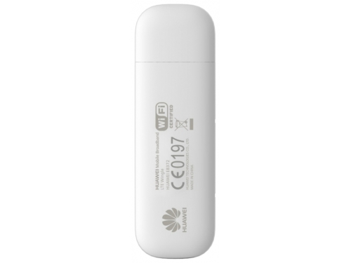 Роутер WiFi Huawei E8372, белый, вид 1