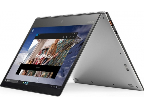 Ноутбук Lenovo Yoga 900s-12ISK 12.5 QHD IPS Touch,Core M 6Y75, 8GB, 256G PCIE SSD, Integrated, WiFi, BT, серебристый, вид 3