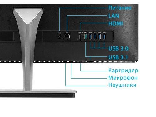 Моноблок Asus Vivo V230ICUK-BC246X , вид 4