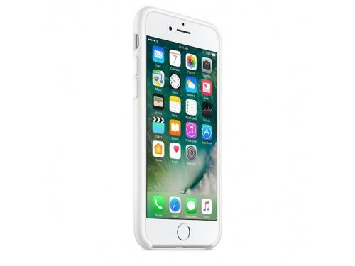 Чехол iphone Apple MMWF2ZM/A (для Apple iPhone 7), белый, вид 1