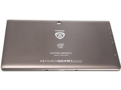 Планшет Prestigio MultiPad PMP1012TF, золотисто-коричневый, вид 2