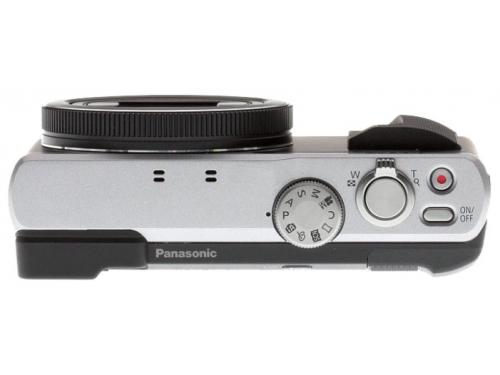 Цифровой фотоаппарат Panasonic Lumix DMC-ZS60, черно-серебристый, вид 2