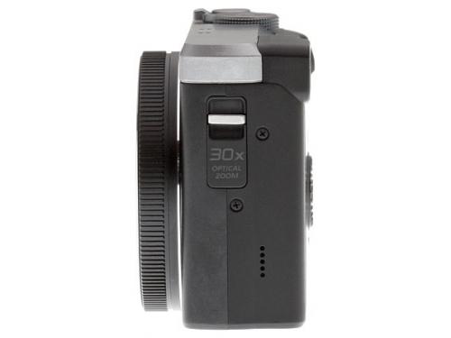 Цифровой фотоаппарат Panasonic Lumix DMC-ZS60, черно-серебристый, вид 3