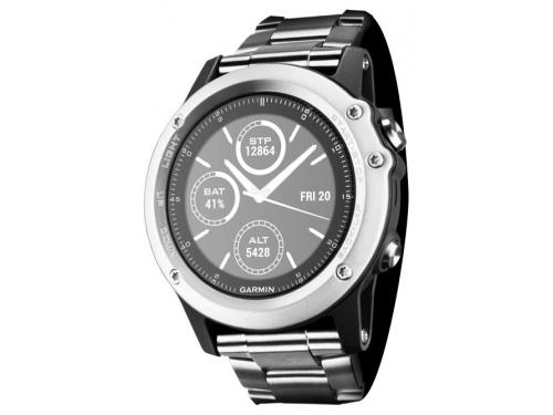 Умные часы Garmin Fenix 3 Sapphire, титан, вид 1