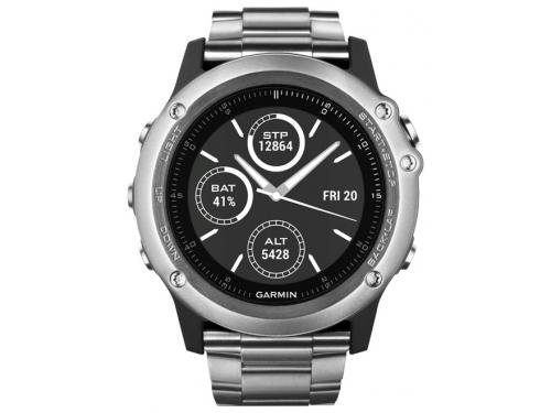 Умные часы Garmin Fenix 3 Sapphire, титан, вид 2