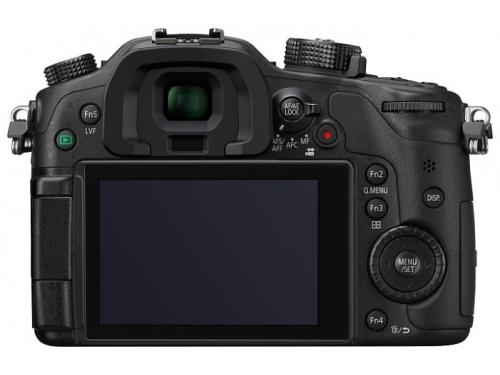 Цифровой фотоаппарат Panasonic DMC-GH4EE-K, черный, вид 2