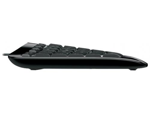 Клавиатура Microsoft Comfort Curve Keyboard 3000 Black USB, вид 3