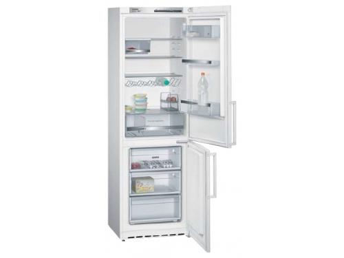 Холодильник Siemens KG36VXW20R белый, вид 1