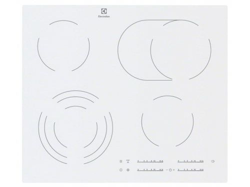 Варочная поверхность Electrolux EHF96547IW, вид 1