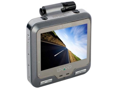 Автомобильный видеорегистратор Lexand LR-5000 SILVER, вид 2