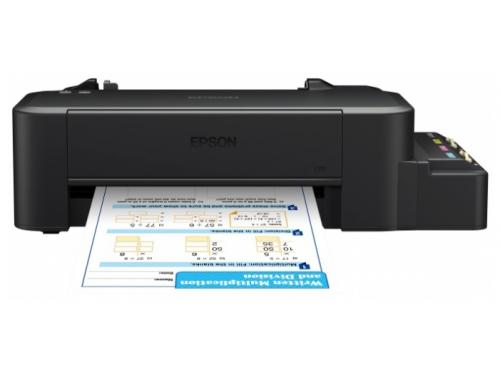 МФУ EPSON InkJet L120 USB Black, вид 1