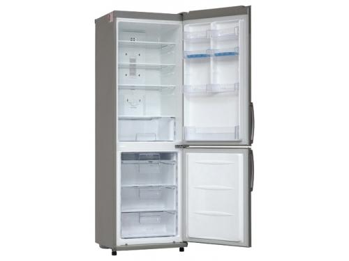 Холодильник с нижней морозильной камерой LG GA-E409ULQA, вид 1
