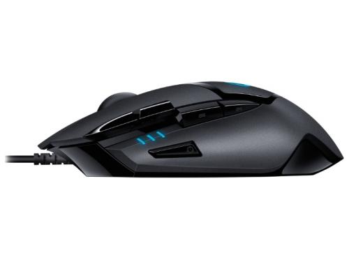 Мышка Logitech G402, вид 4