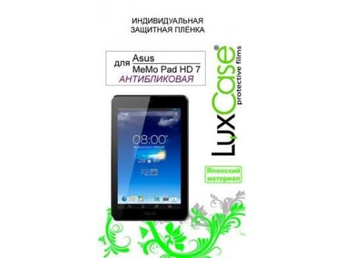 Защитная пленка для планшета LuxCase для Asus MeMO Pad HD 7  FE170CG Anti-Glare, вид 1