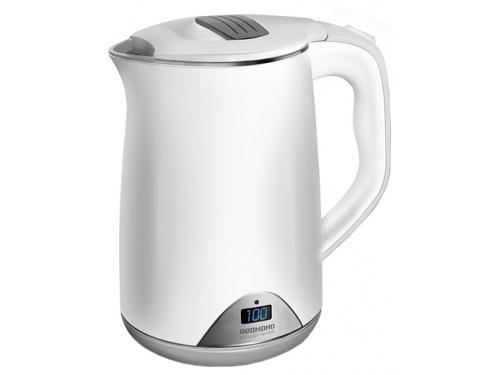 Чайник электрический Redmond RK-M 125D, черный, вид 2