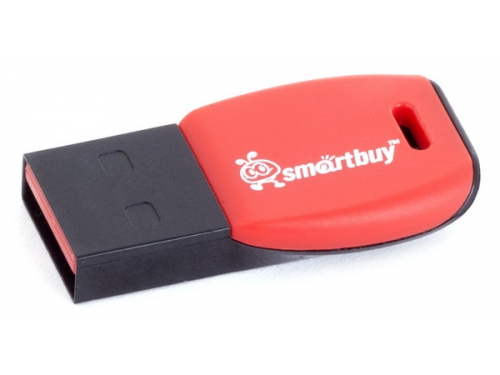 Usb-флешка SmartBuy Cobra 8GB, красная, вид 1