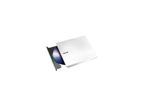 Оптический привод ASUS SDRW-08D2S-U White, вид 1