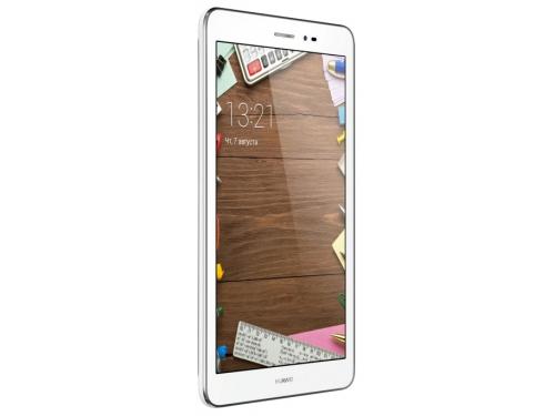 Планшет Huawei MediaPad T1 8.0 3G 8Gb, серебристый, вид 3