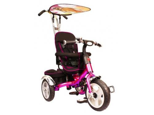 Трехколесный велосипед Liko Baby LB-778, розовый, вид 1