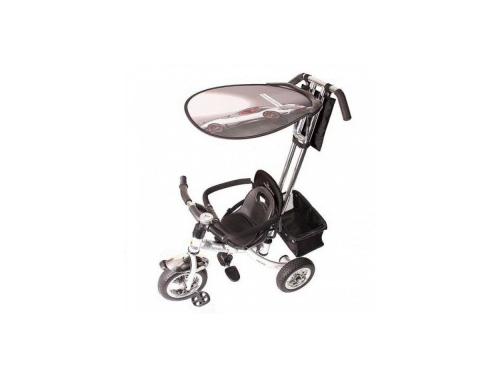 Трехколесный велосипед Liko Baby LB-772, белый, вид 1