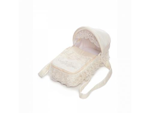 Товар для детей Лео Люлька-переноска для коляски Восточная сказка молочный, вид 1