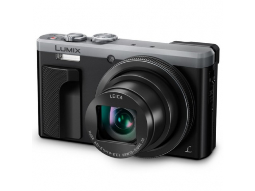 Цифровой фотоаппарат Panasonic Lumix DMC-ZS60, черно-серебристый, вид 4