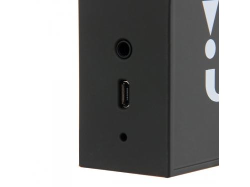 Портативная акустика JBL GO, чёрная, вид 4