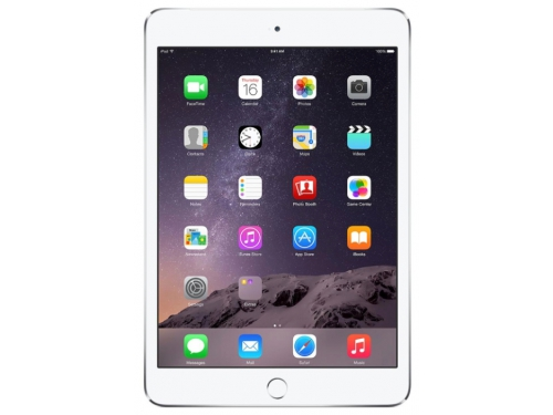 Планшет Apple iPad Air 2 128GB Wi-Fi Silver mgty2ru/a, вид 1
